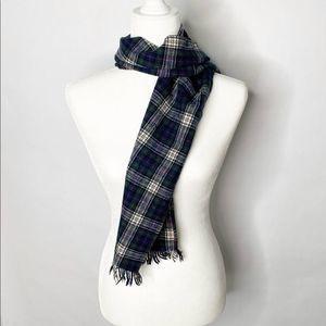 Pendleton Woolen Mill Vintage Scarf 100% Wool